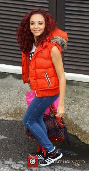 X Factor finalist Jade Thirwell of Little Mix arriving at rehearsals London, England - 04.11.11