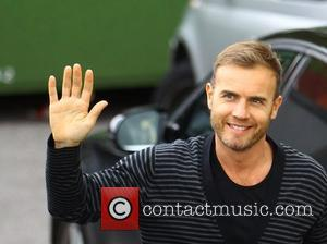 Gary Barlow arriving at the X Factor rehearsal studios London, England - 04.11.11