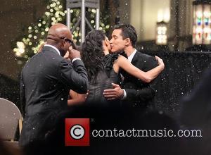 Nicole Scherzinger, Mario Lopez and The X Factor