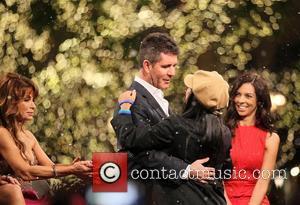 Paula Abdul, Simon Cowell, Terri Seymour and The X Factor