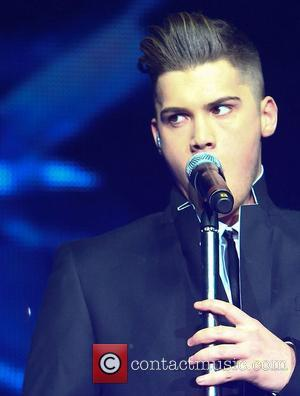 Aiden Grimshaw performances from the opening night of 'The X Factor - Live Tour'  held at the Birmingham LG...