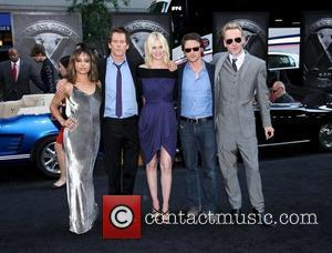 Zoe Kravitz, James Mcavoy, January Jones, Kevin Bacon and Michael Fassbender