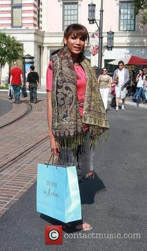 The Hangover Part II star, Yasmin Lee shopping at The Grove then headed to the cinema to see X-Men: First...