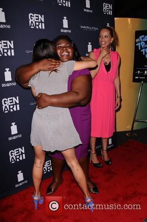 Zoe Kravitz and Gabourey Sidibe