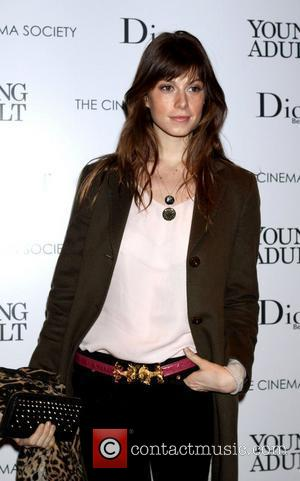Elettra Wiedemann New York City screening of 'Young Adult' at the Tribeca Grand  New York City, USA - 18.11.11