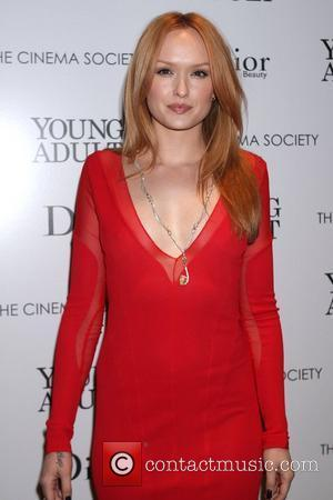 Kaylee Defer New York City screening of 'Young Adult' at the Tribeca Grand  New York City, USA - 18.11.11