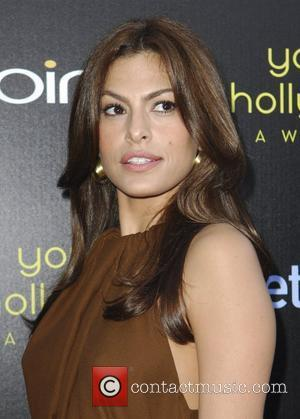 Eva Mendes The 13th Annual Young Hollywood Awards presented by Bing at Club Nokia - Arrivals Los Angeles, California -...