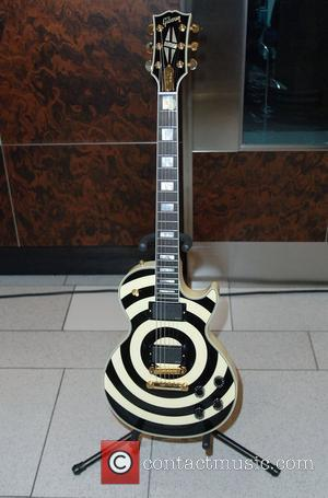 Zakk Wylde, Black Label Society and Les Paul