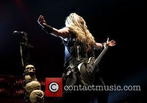 Zakk Wylde, Black Label Society, Manchester Apollo