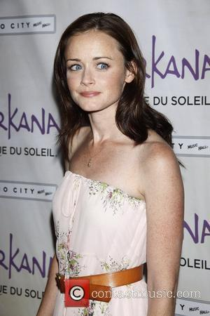 Alexis Bledel World premiere of Cirque du Soleil 'Zarkana' held at Radio City Music Hall - Arrivals New York City,...