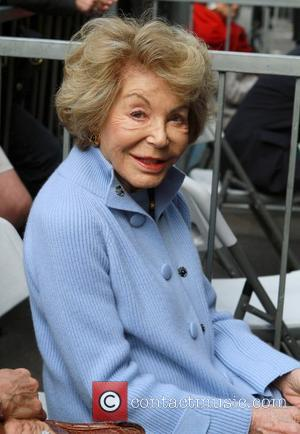 Anne Douglas, Star On The Hollywood Walk Of Fame and Walk Of Fame