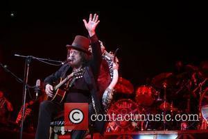 Zucchero Fornaciari  performs at the Ahoy Rotterdam arena Rotterdam, Netherlands – 18.05.11