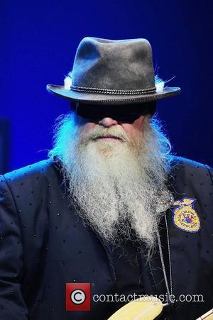 Dusty Hill of ZZ Top  performs at Hard Rock Live! in the Seminole Hard Rock Hotel & Casino Hollywood,...
