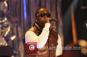 Ace Hood BET's '106 and Park' New Year's Eve Show - Performance New York City, USA - 31.12.11