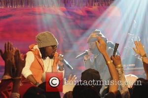 Wale BET's '106 and Park' New Year's Eve Show - Performance New York City, USA - 31.12.11