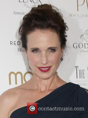 2012 Moves Power Women Awards Gala at The Setai Fifth Avenue  Featuring: Andie MacDowell