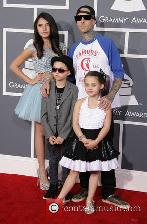 Travis Barker 55th Annual GRAMMY Awards held at Staples Center - Arrivals  Featuring: Travis Barker Where: Los Angeles, California,...