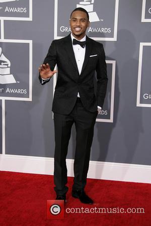 Trey Songz Trey Songz55th Annual GRAMMY Awards - Arrivals held at Staples CenterLos Angeles, California - 10.02.13  Featuring: Trey...