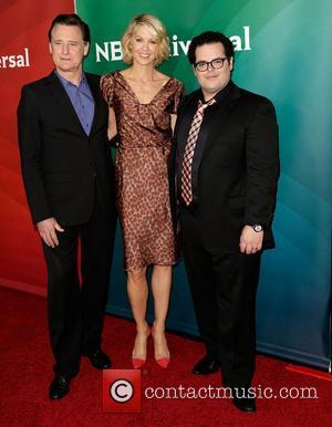 Bill Pullman; Jenna Elfman; Josh Gad NBC Universal's '2013 Winter TCA Tour' Day 1 at Langham Hotel  Featuring: Bill...