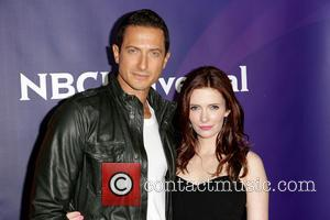Sasha Roiz and Bitsie Tulloch
