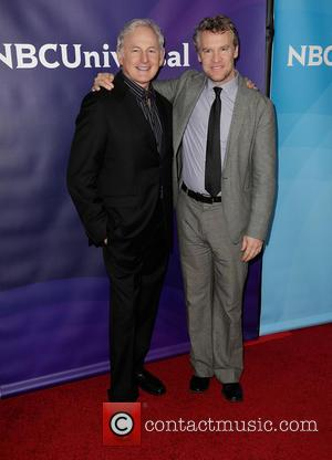 Victor Garber and Tate Donovan