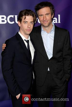 Christian Borle and Jack Davenport
