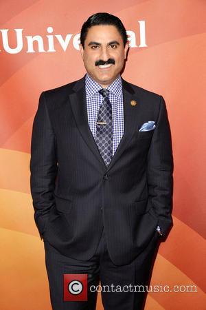 Reza Farahan NBCUniversal's '2013 Winter TCA Tour' Day 2 at Langham Hotel  Featuring: Reza Farahan Where: Los Angeles, CA,...