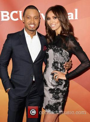 Terrence Jenkins and Giuliana Rancic NBCUniversal's '2013 Winter TCA Tour' Day 2 at Langham Hotel  Featuring: Terrence Jenkins and...