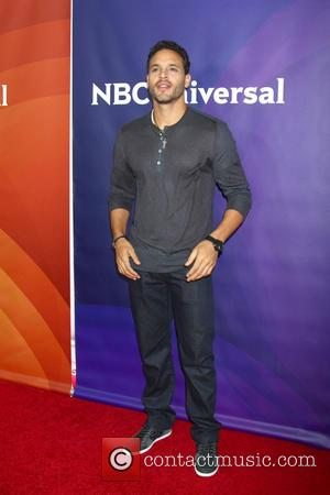 Daniel Sunjata NBCUniversal 2013 TCA Winter Press Tour at Langham Huntington Hotel  Featuring: Daniel Sunjata Where: Pasadena, CA, United...