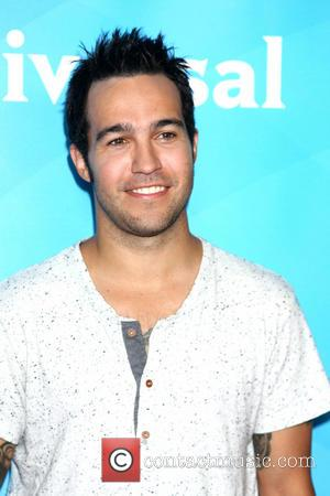 Pete Wentz NBCUniversal 2013 TCA Winter Press Tour at Langham Huntington Hotel  Featuring: Pete Wentz Where: Pasadena, CA, United...