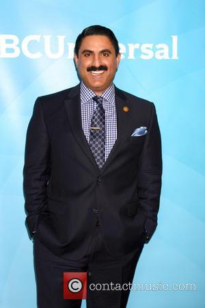 Reza Farahan NBCUniversal 2013 TCA Winter Press Tour at Langham Huntington Hotel  Featuring: Reza Farahan Where: Pasadena, CA, United...