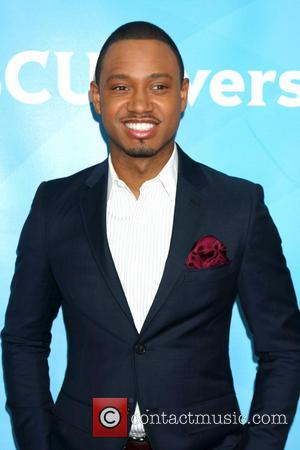 Terrence Jenkins NBCUniversal 2013 TCA Winter Press Tour at Langham Huntington Hotel  Featuring: Terrence Jenkins Where: Pasadena, CA, United...