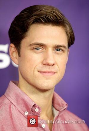 Aaron Tveit NBCUniversal's '2013 Winter TCA Tour' Day 2 at Langham Hotel  Featuring: Aaron Tveit Where: Pasadena, CA, United...