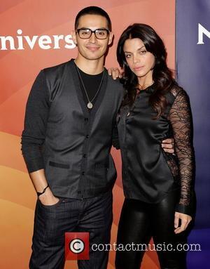Manny Montana and Vanessa Ferlito