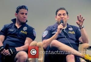 Channing Tatum and Jonah Hill  Press Conference for '21 Jump Street' at the Crosby Hotel New York City, USA...