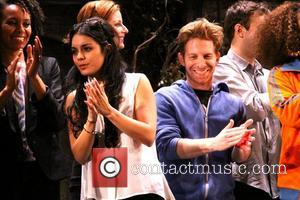 Vanessa Hudgens and Seth Green  Curtain Call for Mont Blanc's 12th Annual production of The 24 Hour Plays, a...