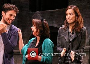 Vincent Piazza, Rachel Dratch and Olivia Wilde