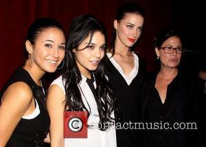 Emmanuelle Chriqui, Vanessa Hudgens, Amber Heard and Maura Tierney