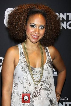 Tracie Thoms attending the After Party for Mont Blanc's 12th Annual production of The 24 Hour Plays, a benefit for...