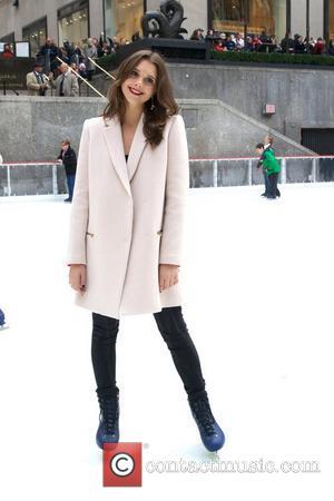 Alexandra Chandon and Rockefeller Center