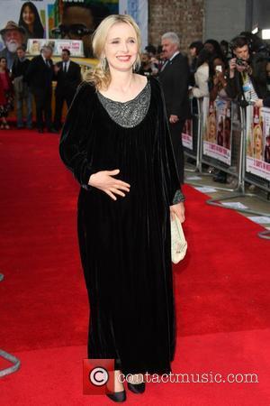 Julie Delpy UK premiere of 2 Days in New York held at Odeon Kensington - Arrivals London, England - 11.05.12