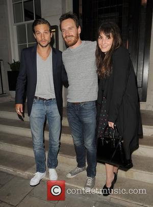 Logan Marshall-green, Michael Fassbender and Noomi Rapace