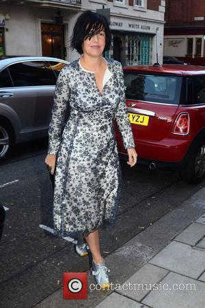Sharleen Spiteri Celebrities arrive at 34 Restaurant in Mayfair London, England - 15.06.12