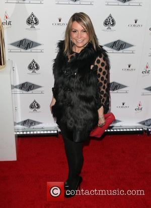 Angie Martinez  The Grand Re-Opening of The 40/40 Club - Arrivals New York City, USA - 17.01.12