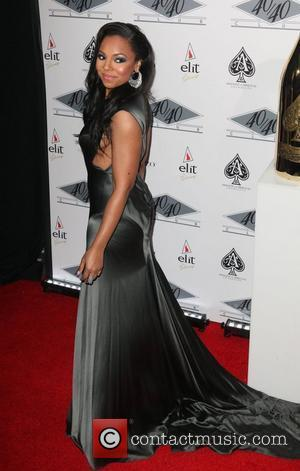 Ashanti  The Grand Re-Opening of The 40/40 Club - Arrivals New York City, USA - 17.01.12