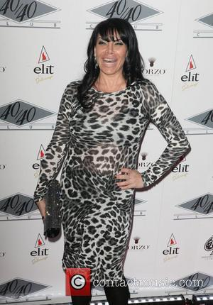 VH1 Mob Wives Renee Graziano  The Grand Re-Opening of The 40/40 Club - Arrivals New York City, USA -...