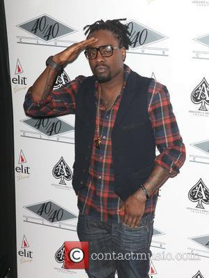 Wale  The Grand Re-Opening of The 40/40 Club - Arrivals New York City, USA - 17.01.12