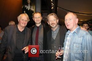 Mark Gatiss and Douglas Henshall