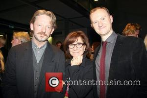 Mark Gatiss, Douglas Henshall and Zoe Wanamaker