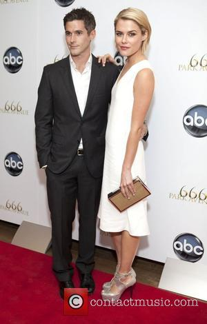 David Annable and Rachael Taylor